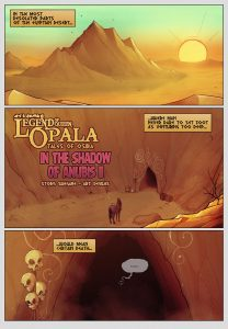 Legend of Queen Opala / In the Shadow of Anubis 2